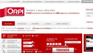 Site officiel : http://www.orpi.com