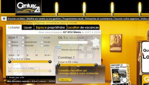 Site officiel : http://www.century21.fr