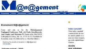 Site officiel : http://www.management-aims.com