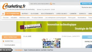 Site officiel : http://www.e-marketing.fr
