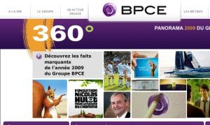 Site officiel : http://www.bpce.fr