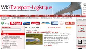 Site officiel : http://www.wk-transport-logistique.fr
