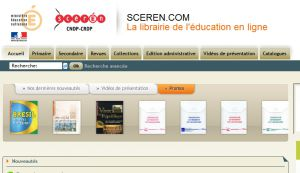Site officiel : http://www.sceren.com