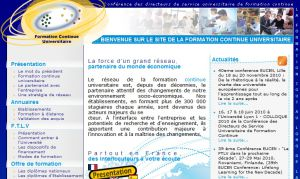Site officiel : http://www.fcu.fr
