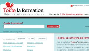 Site officiel : http://www.toutelaformation.com