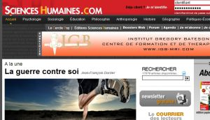 Site officiel : http://www.scienceshumaines.com