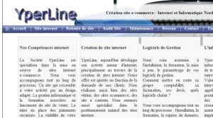 Site officiel : http://www.yperline.com