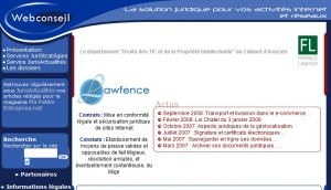 Site officiel : http://www.webconseil.fr