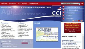 Site officiel : http://www.troyes.cci.fr