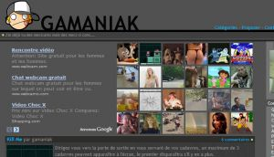 Site officiel : http://www.gamaniak.com