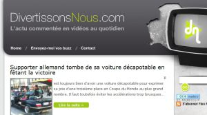 Site officiel : http://www.divertissonsnous.com