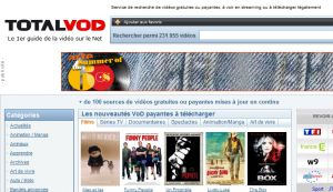 Site officiel : http://www.totalvod.com