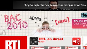 Site officiel : http://www.rtl.fr