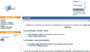 Site officiel : http://www.afia-france.org