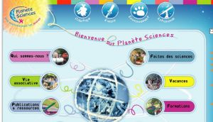 Site officiel : http://www.planete-sciences.org