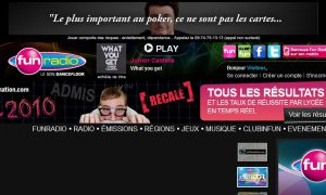Site officiel : http://www.funradio.fr