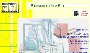 Site officiel : http://www.france-materiel.com