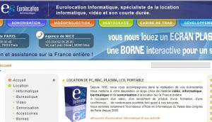 Site officiel : http://www.eurolocation.fr