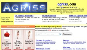 Site officiel : http://www.agriss.com