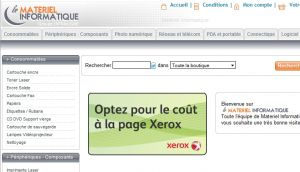 Site officiel : http://www.materiel-informatique.fr