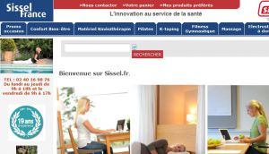 Site officiel : http://www.sissel.fr