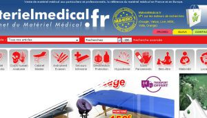 Site officiel : http://www.materielmedical.fr