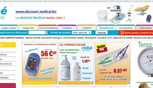 Site officiel : http://www.robe-materiel-medical.com