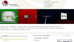 Site officiel : http://www.interaction-multimedia.com