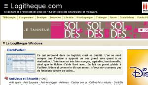 Site officiel : http://www.logitheque.com
