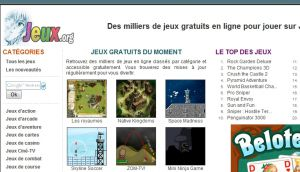 Site officiel : http://www.jeux.org