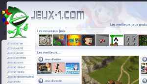 Site officiel : http://www.jeux-1.com