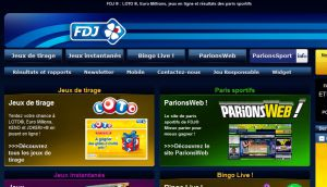 Site officiel : http://www.fdj.fr
