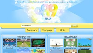 Site officiel : http://www.999jeux.fr