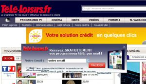 Site officiel : http://www.programme-tv.net