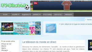 Site officiel : http://www.tv-direct.fr