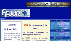 Site officiel : http://www.ffjdr.org