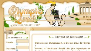 Site officiel : http://www.olympiaquest.com