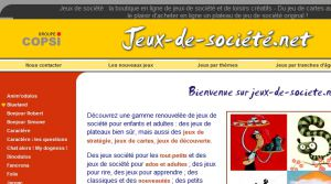 Site officiel : http://www.jeux-de-societe.net