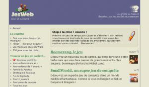 Site officiel : http://jesweb.net
