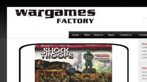 Wargames Factory LLC - Hard Plastic 28mm 1/56 Scale Model Figures for Wargaming