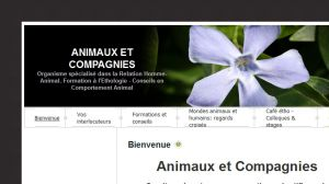 Site officiel : http://www.animauxetcompagnies.com