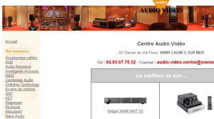 Site officiel : http://www.centreaudiovideo.fr