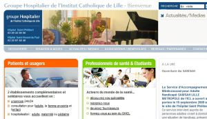 Site officiel : http://www.ghicl.fr