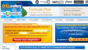 Site officiel : http://www.dslvalley.com