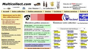 Site officiel : http://www.multicollect.com