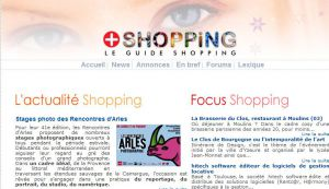 Plus Shopping - Le guide shopping