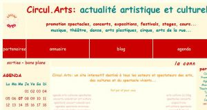 Site Officiel circul arts free fr