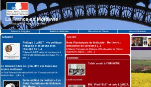 Site officiel : http://www.ambafrance.md