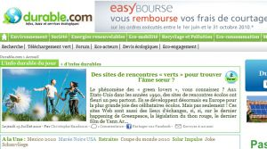 Site officiel : http://www.durable.com