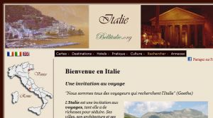 Site officiel : http://www.bellitalie.org